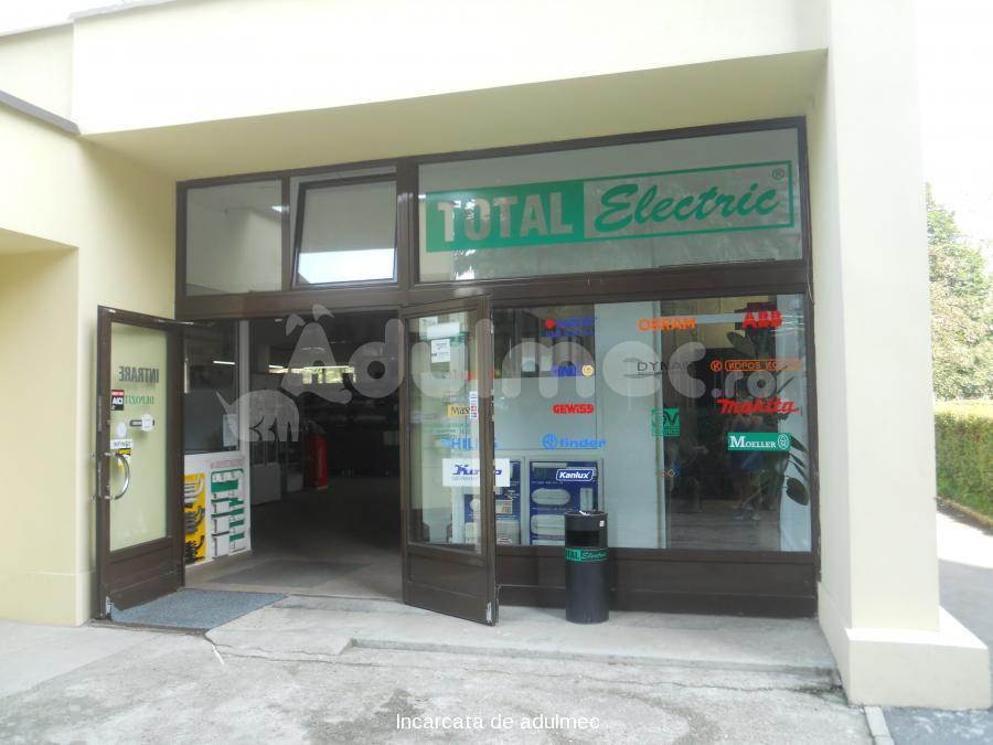 Sediul Total Electric Brasov